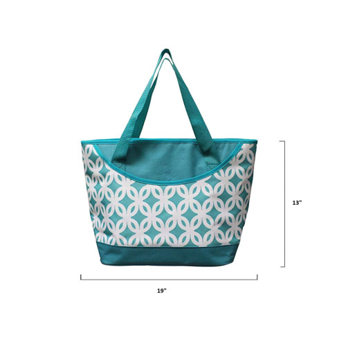 large cooler shopping tote