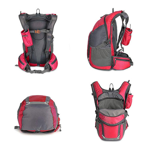 hiking hydration pack