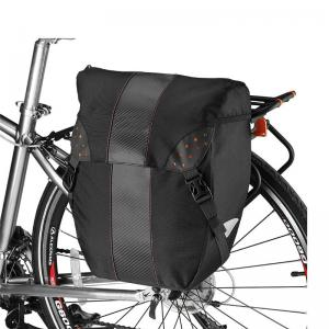Bicycle waterproof side bag
