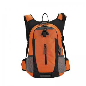 High capacity water bladder backpack