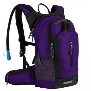 Insulated waterproof hydration backpack