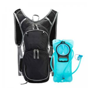 Large capacity hydration backpack