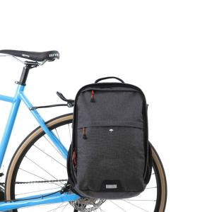 Waterproof 600D polyester bicycle pannier bags