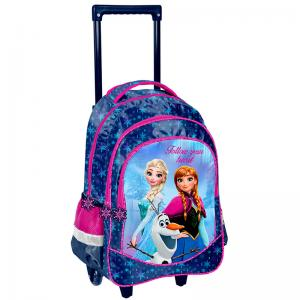 wheels school bags frozen
