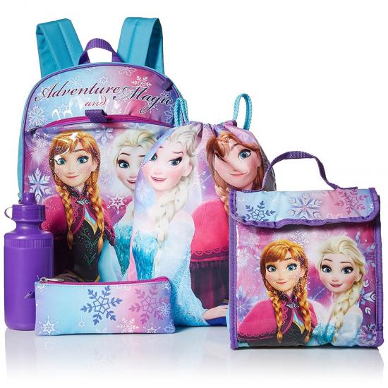 frozen school bags set
