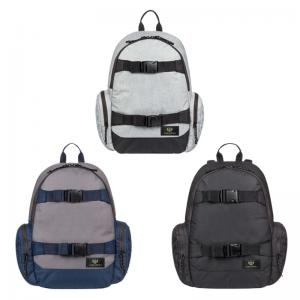 backpack with skateboard straps