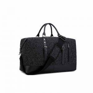 Mens business duffle bag