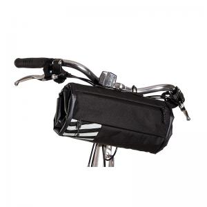 Bicycle front rack bag