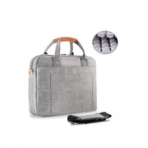 Laptop handbag with shockproof pad