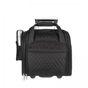 Business suitcase with wheels