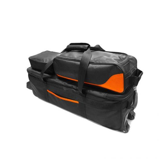 Color : Orange XIAMEND Water Resistant Sports Gym Travel Weekender Duffel Bag Backpacks for Women Men