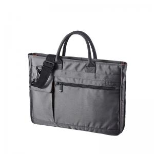 Large expandable business briefcase