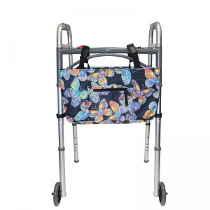 Water resistant wheelchair pouch