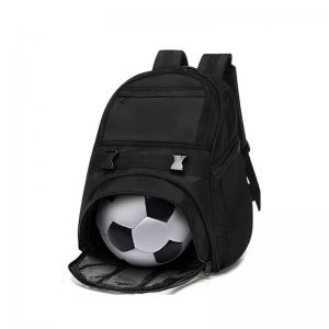 Soccer ball backpack