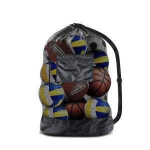 Soccer ball net bag