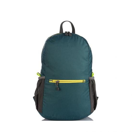 Durable packable day backpack