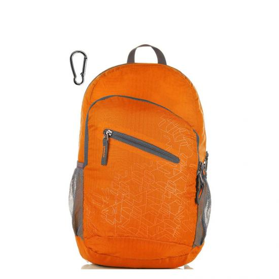 Lightweight water resistant backpack