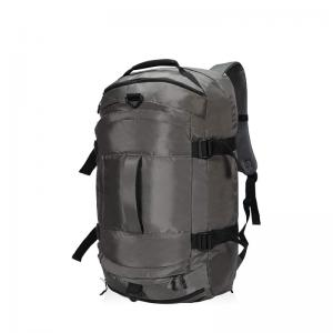 Convertible overnight backpack