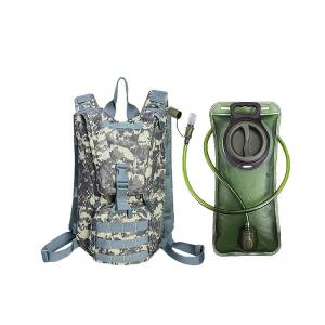 Tactical hydration pack