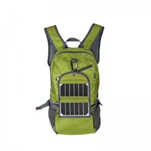 Solar hydration backpack