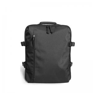 Backpack with trolley sleeve