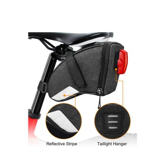 Best cycling saddle bag