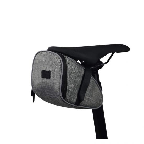 Waterproof saddle bag for bike
