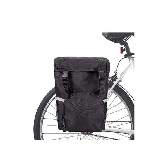 Bike Bag  Shoulder Handled Pannier Bag  Pannier  Bike Pannier  Cycle Bag  Bicycle Bag  Tote Pannier Bag   Cycle Pannier